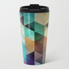 syy pyy syy Metal Travel Mug