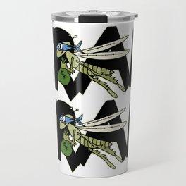 Trap Grasshopper Travel Mug