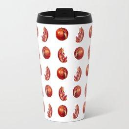 Playful Pomegranates Travel Mug