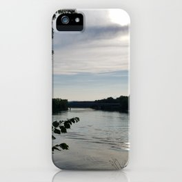 Magestic Mohawk iPhone Case