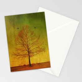 Running Thru My Veins Stationery Cards