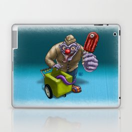 That weird guy by the corner... Laptop & iPad Skin