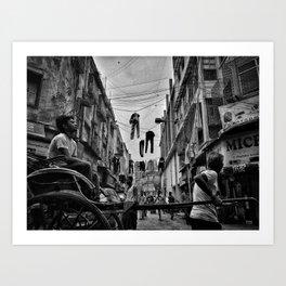 Dear Kolkata Art Print