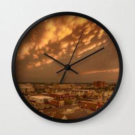 ITS A SIGN Wall Clock