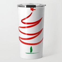 Xtmas Tree Travel Mug