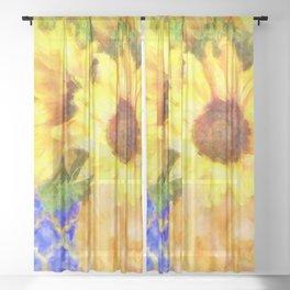 Hello Gorgeous Sheer Curtain
