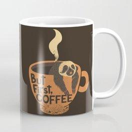 But First Coffee Coffee Mug