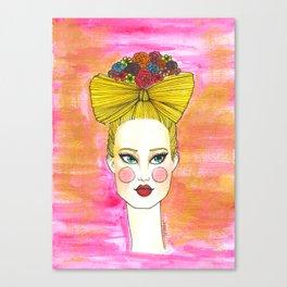 Talia Canvas Print