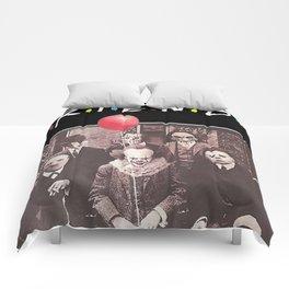 Psychodynamics Horror Comforters