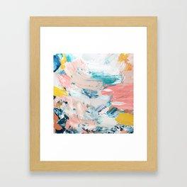 Rebuilt Framed Art Print