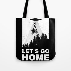 Let's go home Tote Bag