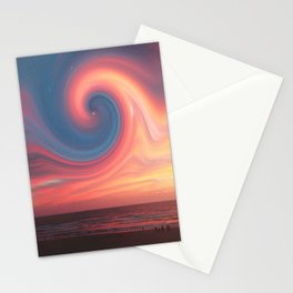 Cosmic Sight Stationery Cards