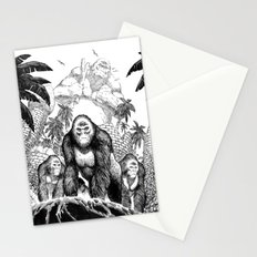 The Lost City of the Jungle Apes Stationery Cards