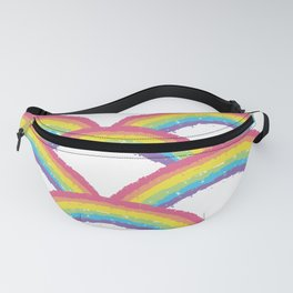 Land of All Rainbows Fanny Pack