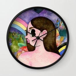 Pippy Wall Clock