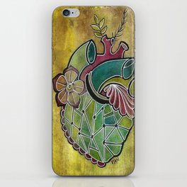 My Heart iPhone Skin