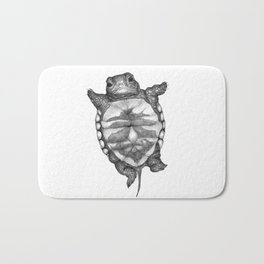 Little Turtle Bath Mat