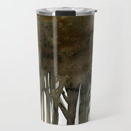 Tree Impressions No.1A by Kathy Morton Stanion Travel Mug