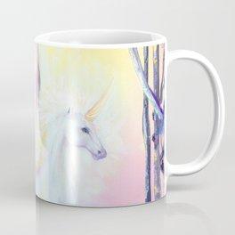 Princess and Unicorn Coffee Mug