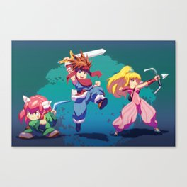 Mana Guardians Canvas Print