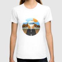 van T-shirts featuring Love Van by Moremo