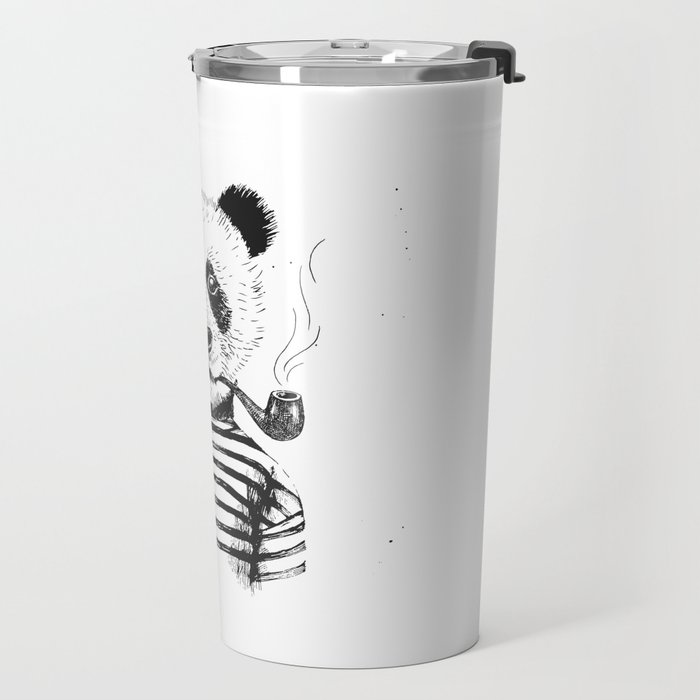 Yeah I am a Panda Travel Mug