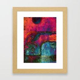 B-Abstract 01 Framed Art Print
