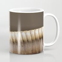 bee Mugs featuring BEE by Avigur