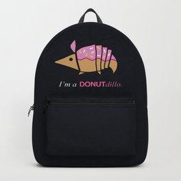 Armadillos Epidemy - Donut'dillo Backpack