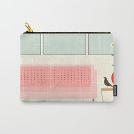 Inside mid century modern 312 Carry-All Pouch