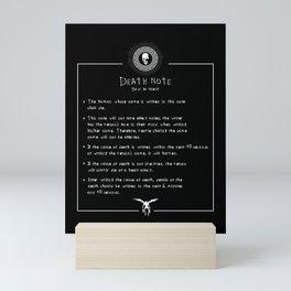 How To Use It Mini Art Print