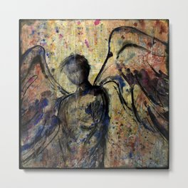 Calling All Angels No. C2 by Kathy Morton Stanion Metal Print