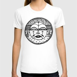 Happy People: Face 4 T-shirt