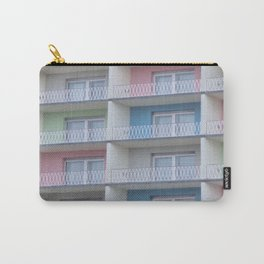 hotels motels hotels Carry-All Pouch