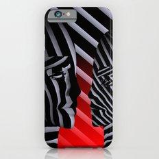 broken faces iPhone 6s Slim Case