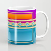 decorative Mugs featuring Decorative by elledeegee