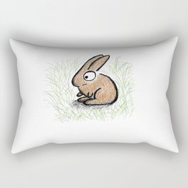 Bunny Rectangular Pillow