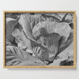 Noonday Farm Cabbage Serving Tray