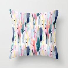 Illumination - Pink Twilight Throw Pillow