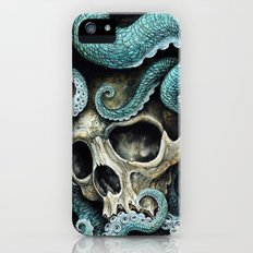 Please my love, don't die so far from the sea... iPhone (5, 5s) Slim Case