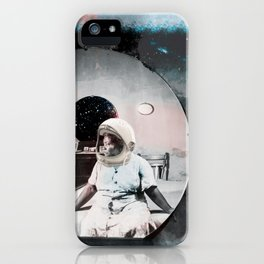 No Mammies on Saturn iPhone Case