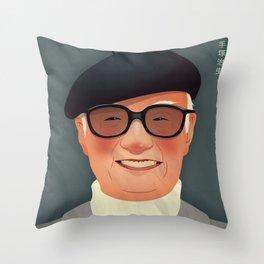 Osamu Tezuka Throw Pillow