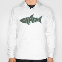lakers Hoodies featuring LA Sharks Alt 3 by Nicko-Suave Art
