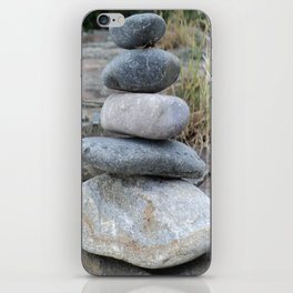 rock pyramid iPhone Skin