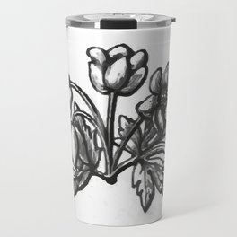 Flowers 3 Travel Mug
