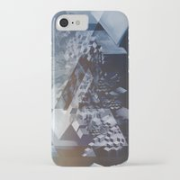 san francisco iPhone & iPod Cases featuring San Francisco by Subcon