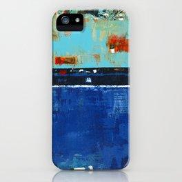 Dress Blues iPhone Case