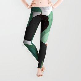 Tropical Girl 11 Leggings