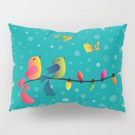 Fly High, My Babies - Merry Christmas Pillow Sham