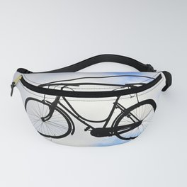 Suspended Bike Fanny Pack